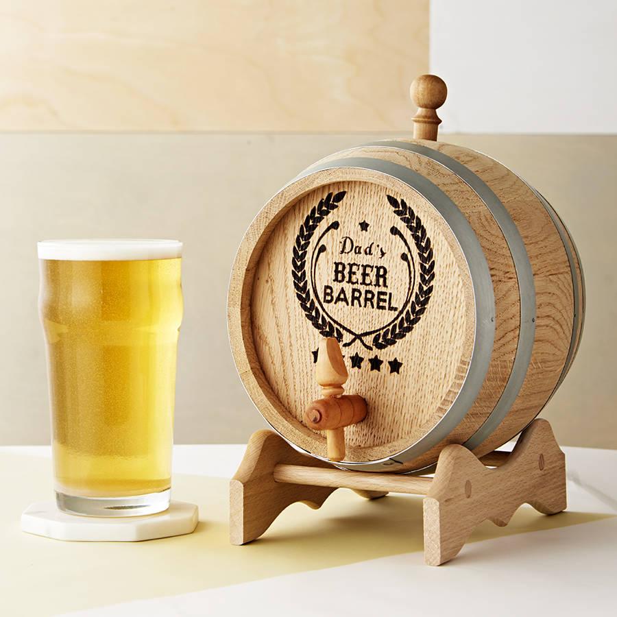 original_personalised-oak-beer-barrel