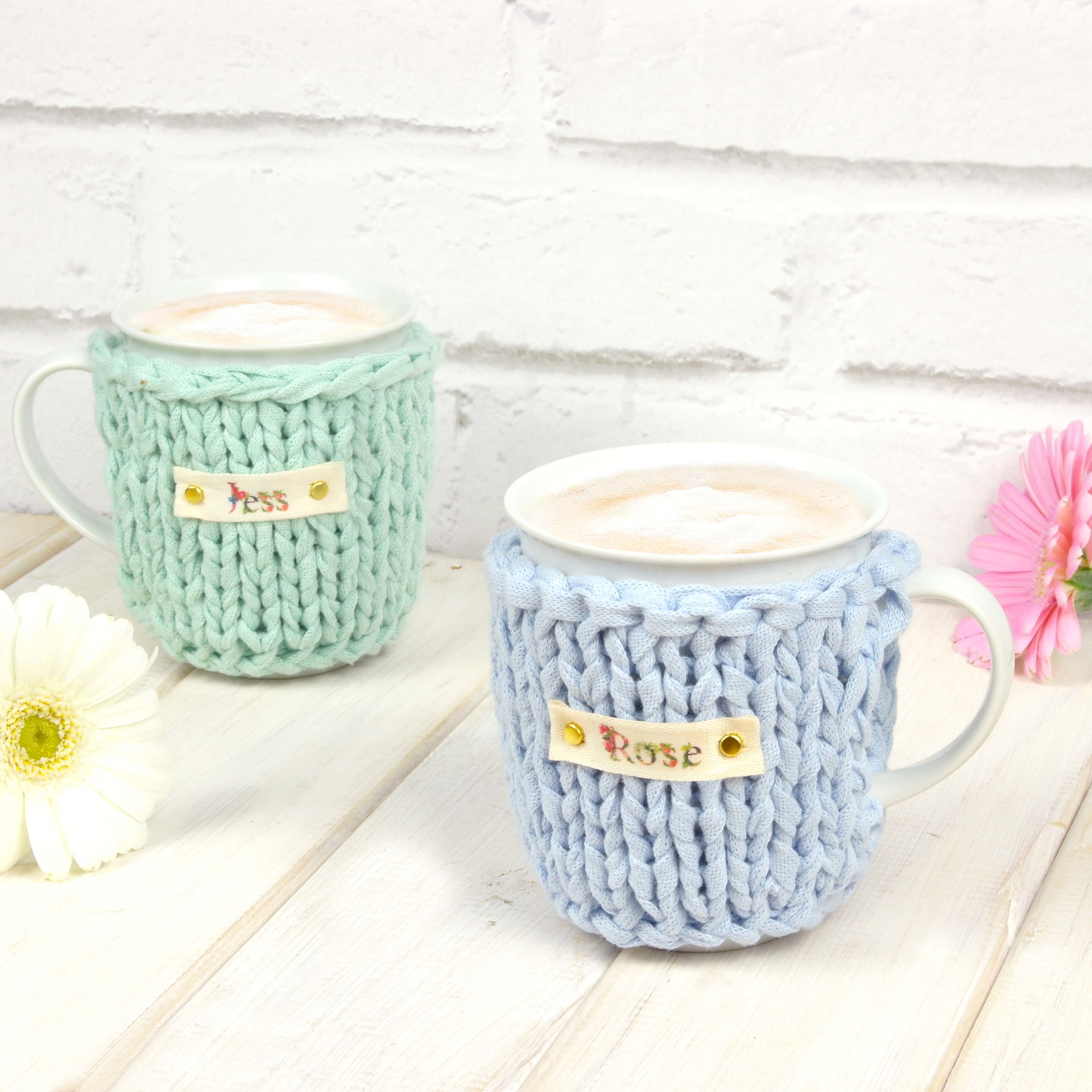 Pastel Mug Cosy