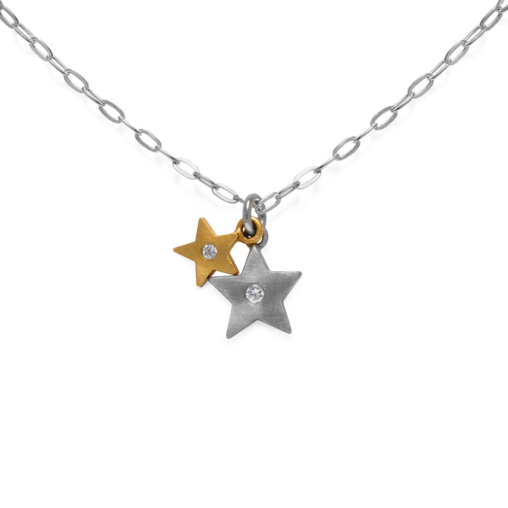 3. Double Star Trinket Necklace - 300dpi