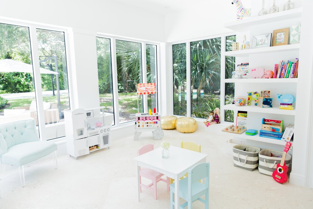 Gwyneth Paltrow toy room