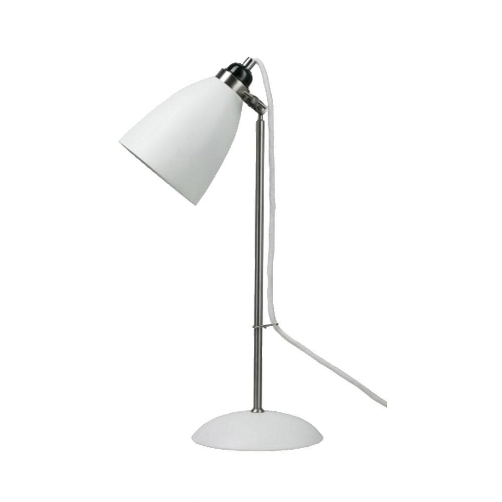 Lampara HVAR Blanca Altura: 45,5 cm | Diámetro 16 cm $3675* Precio en efectivo.