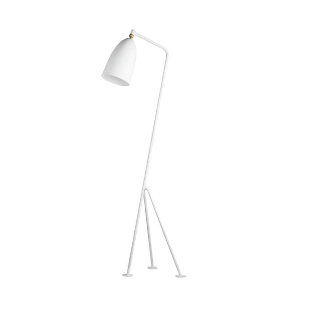 Lampara MALLORCA Blanca Altura: 127 cm - $5300* Precio en efectivo. Altura: 165 cm - $6480* Precio en efectivo.