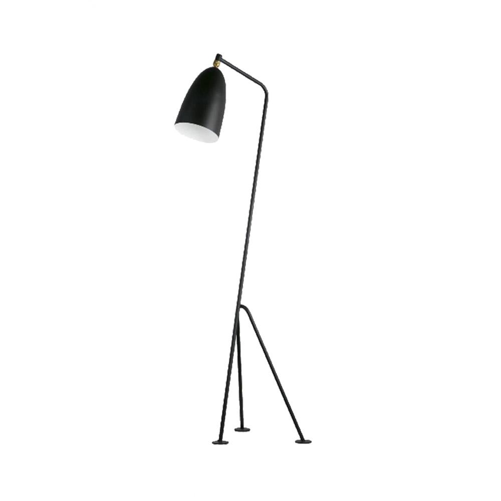 Lampara MALLORCA Negra Altura: 127 cm - $5300* Precio en efectivo. Altura: 165 cm - $6480* Precio en efectivo.