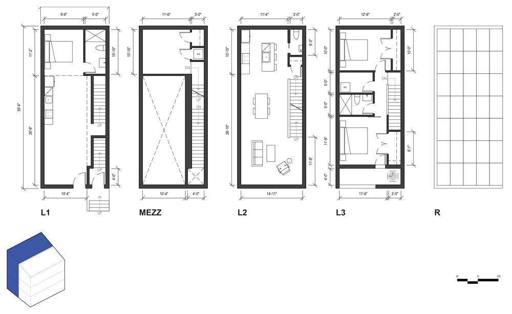 Type A Unit Plans