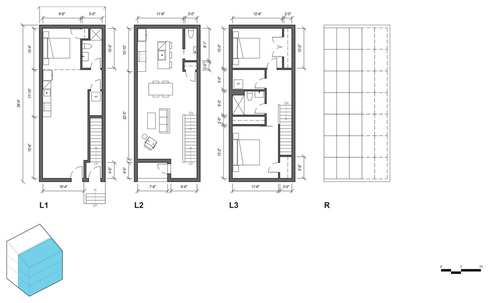Type B Unit Plans
