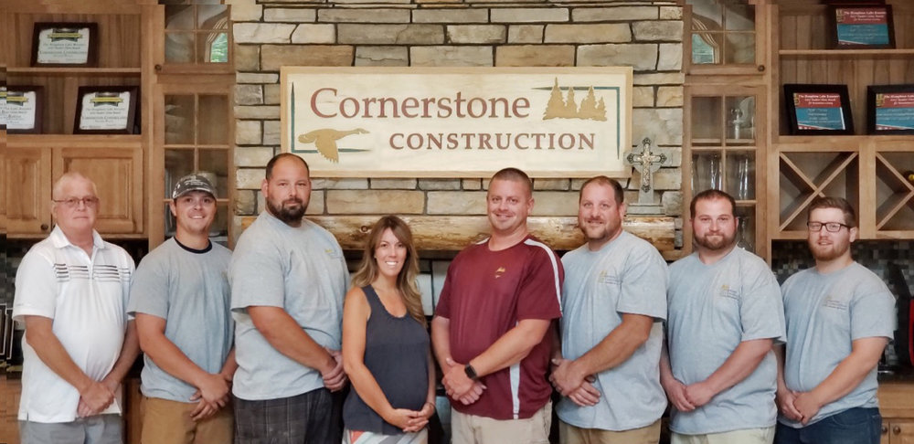 We'd like to offer our sincere thanks to our community for voting us #1 Contractor for the third year in a row! We are grateful for all the relationships made over the years and look forward to serving our community for many years to come!