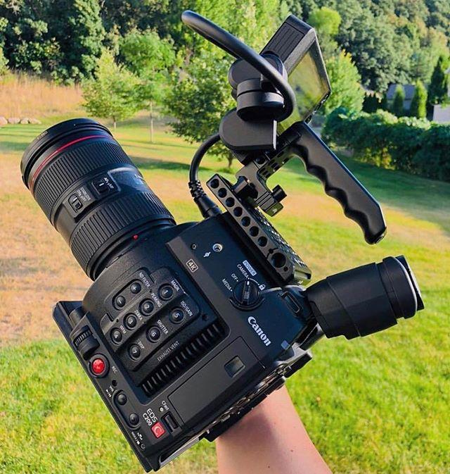 BEAST 👹 Canon C200 🔥💯👏 | 📸 : @tomas_villegas