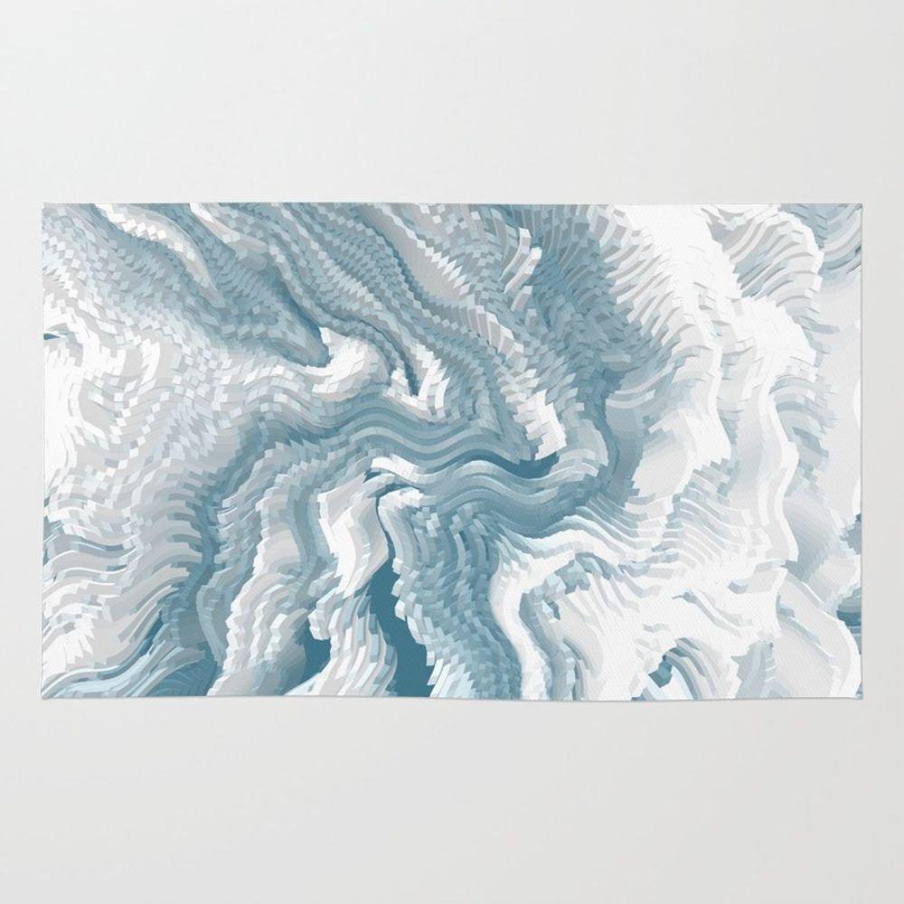 Society6 Abstract Rug 1