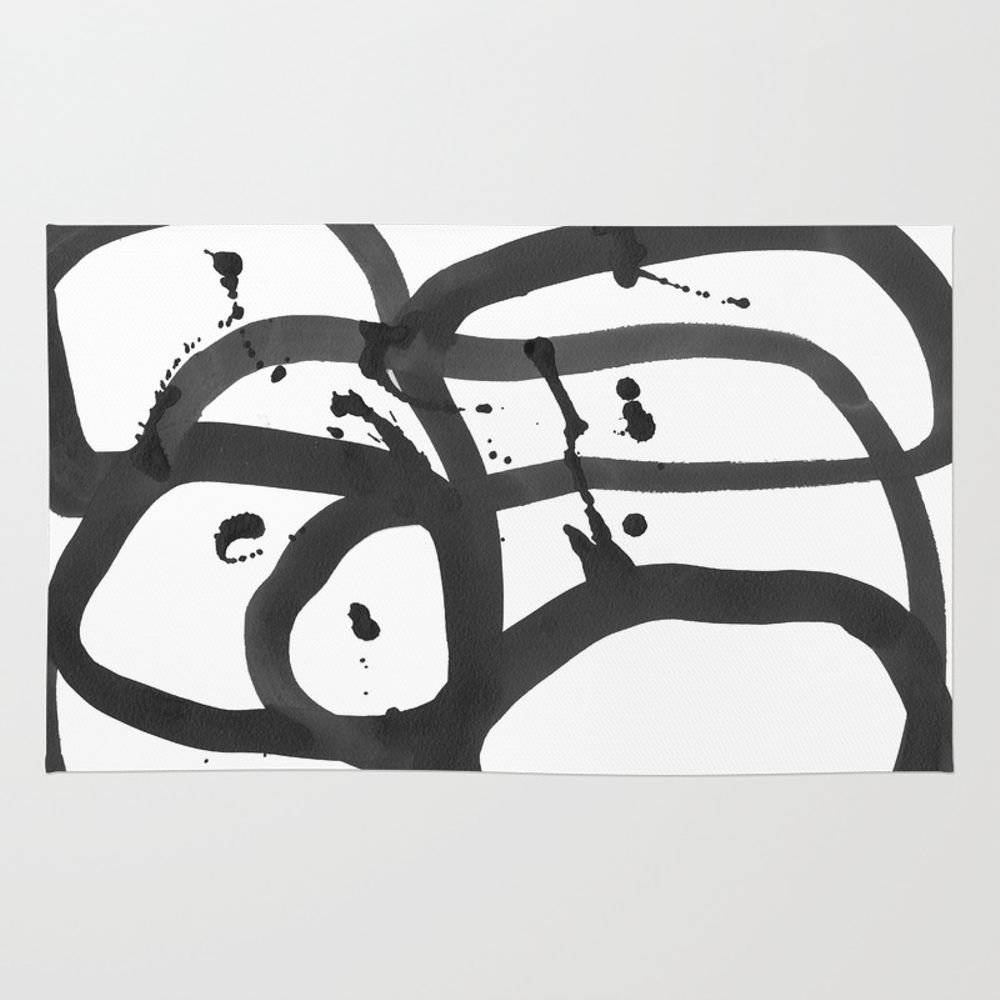 Society6 Abstract Rug 2