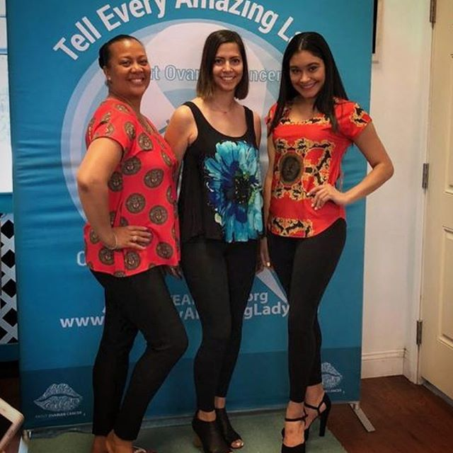 Flashback to the @looseygooseyfashions fashion show to benefit @tealwalk at their community center in Brooklyn on June 10th. It was a ball! Thank you to everyone who attended plus our amazing models. These models are wearing recent designs within our Aggiebelle and Katie silhouettes. #instafashion #instastyle #womensfashion #fashionshow