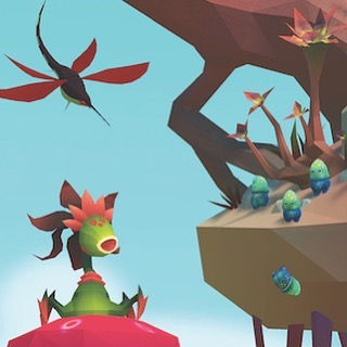 We can show you this huge, beautiful banner just yet, but here's a tiny peek! #Terrorarium  #gamedevelopment #monsters #gamedev #indiedev #indiestudio #indiegame #plantmonsters #characterdesign #characterart