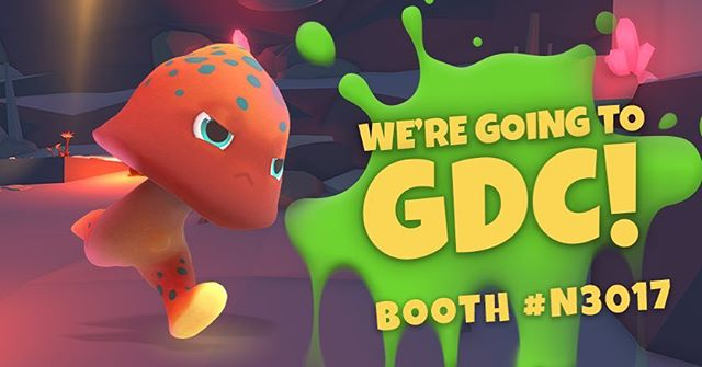 Friends, we have thrilling news: #Terrorarium is going to be at #GDC19! Come visit us at Booth N3017 in the GDC Play section to check out Maker Mode and meet the team!  #gdc #gdc2019 #gamedevelopersconference #gamedevelopment #gamedev #indiedev #indiegame #indiestudio #gdcplay