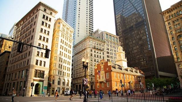 Boston. Photo / GBCVB