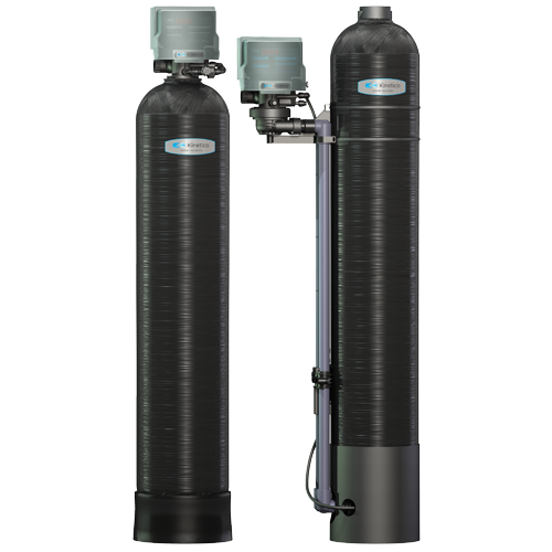 Powerline™ PRO Series Filters - Protect appliances, fixtures and clothing from iron staining, and eliminate the rotten-egg odor caused by hydrogen sulfide gas in your water with these electric, single-tank systems.