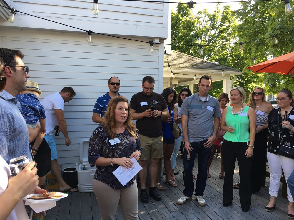 - Regardless of your age or profession, the Grand Haven Area Young Professionals is a perfect way to connect with your community. Please consider joining us at one of our monthly events.