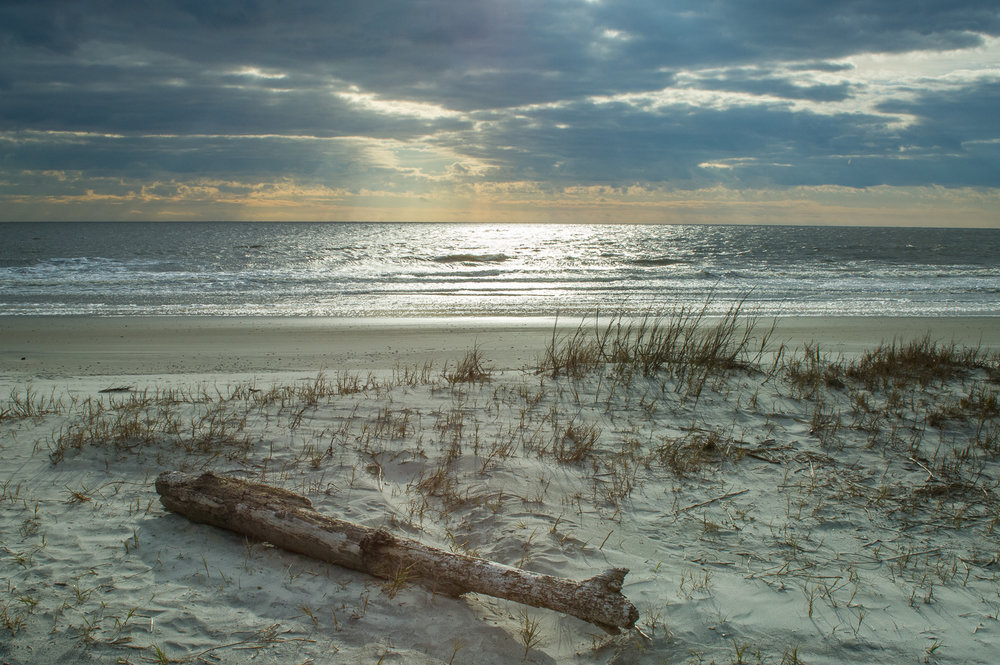 Sunrise, Hunting Island