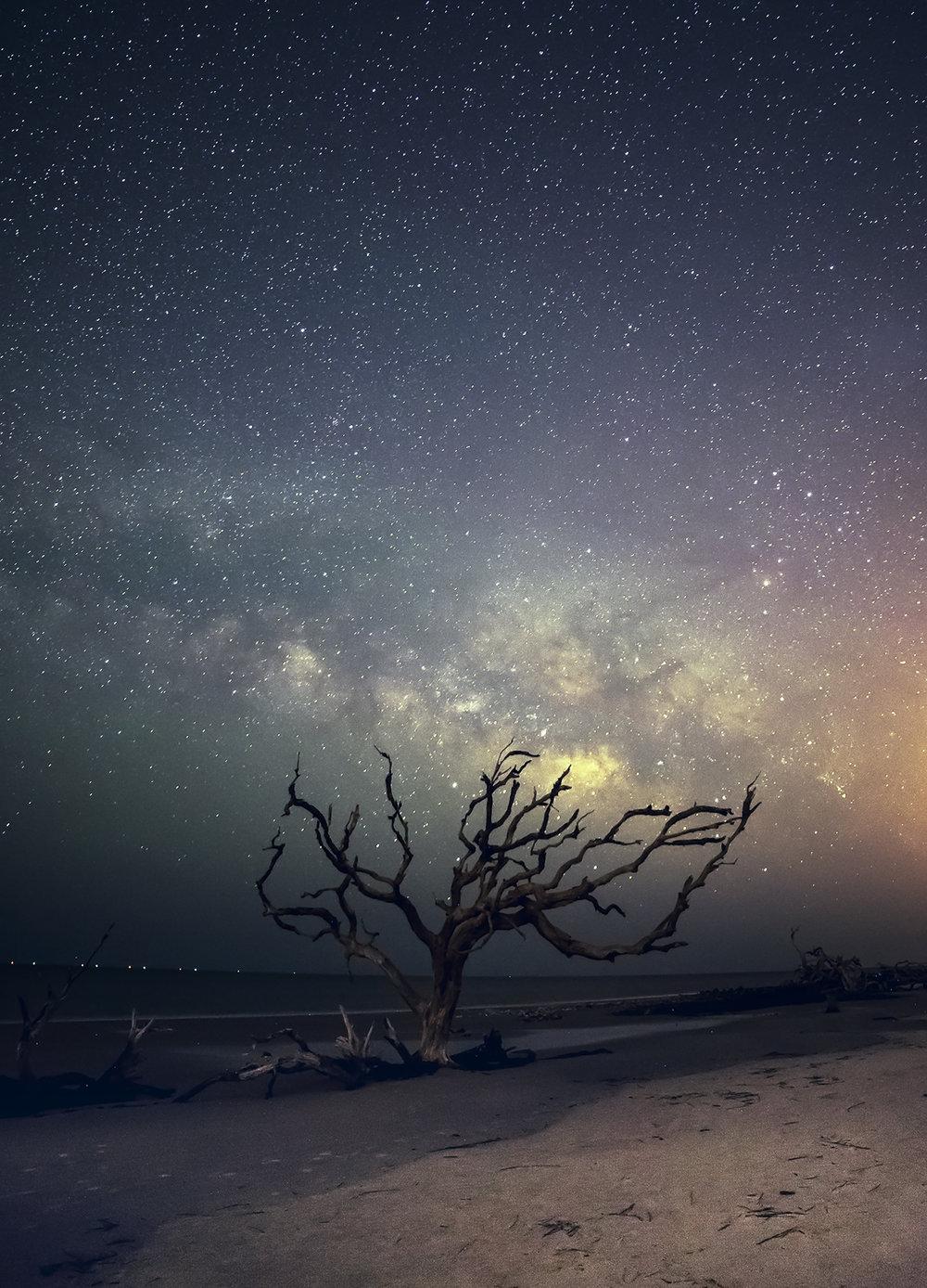 Milkyway Glow