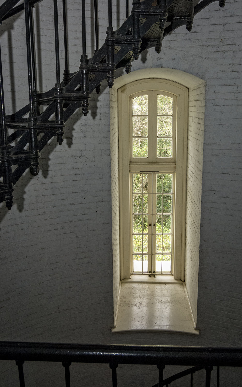 Stairs and Window