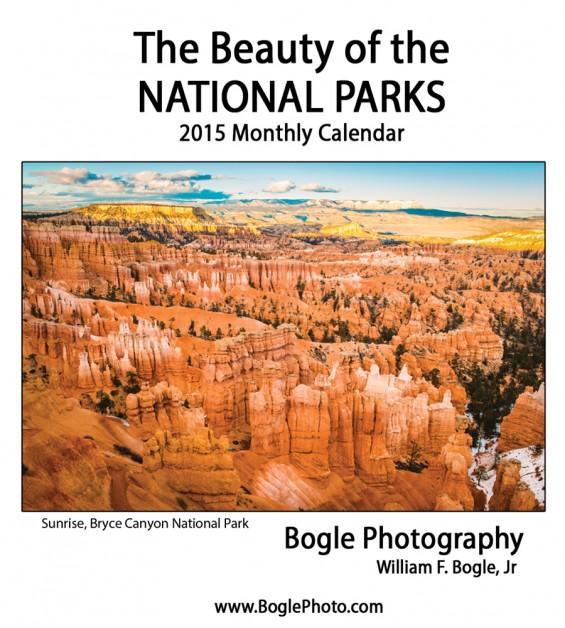 National Parks 2015 Calendar