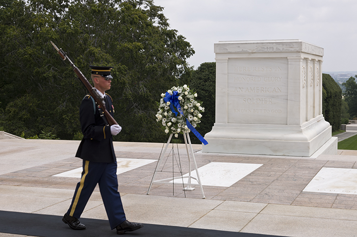 Honor Guard, Arlington National Cemetery Tomb of the Unknowns