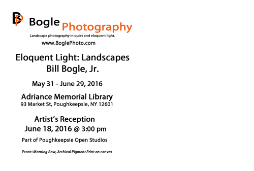 Eloquent Light: Landscapes Show