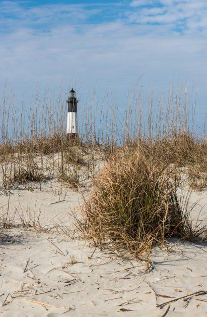 Tybee Island Light, Tybee, Lighthouse, GA, Georgia, Atlantic, Ocean