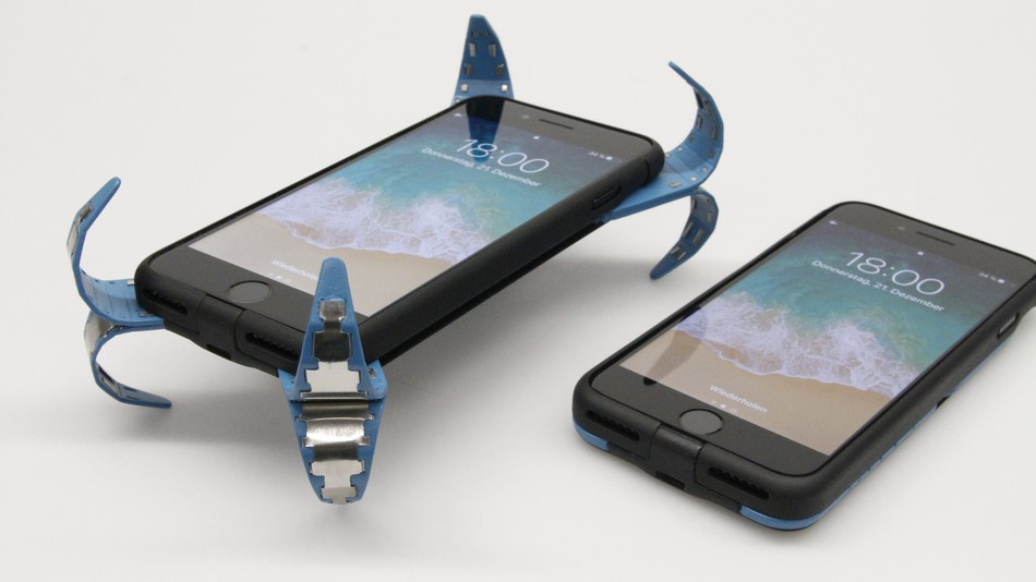 """""""Mobile Airbag"""" iPhone case"""