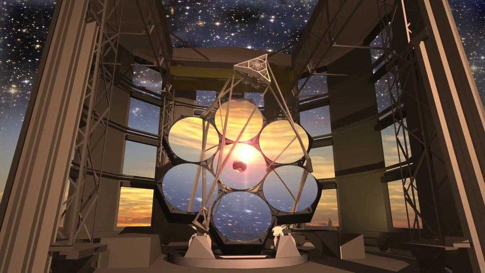 The Giant Magellan Telescope
