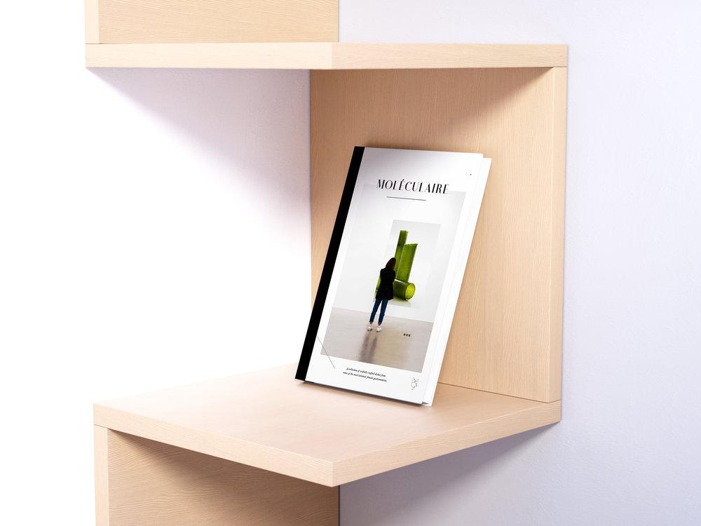 Moléculaire - Cookbook Concept Design