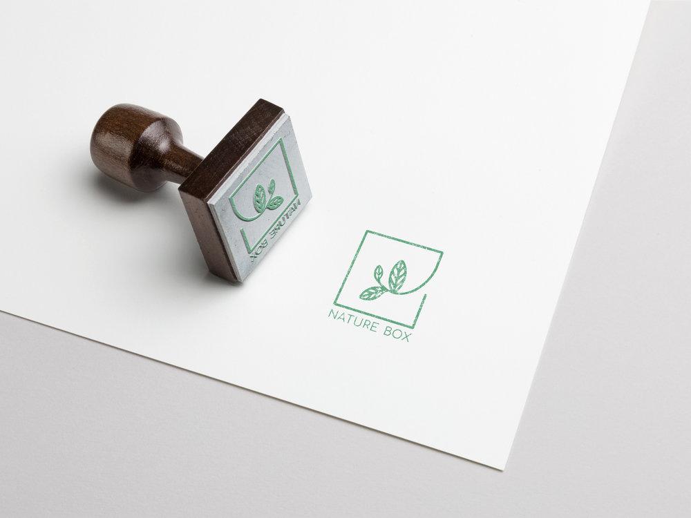 Nature Box - Branding