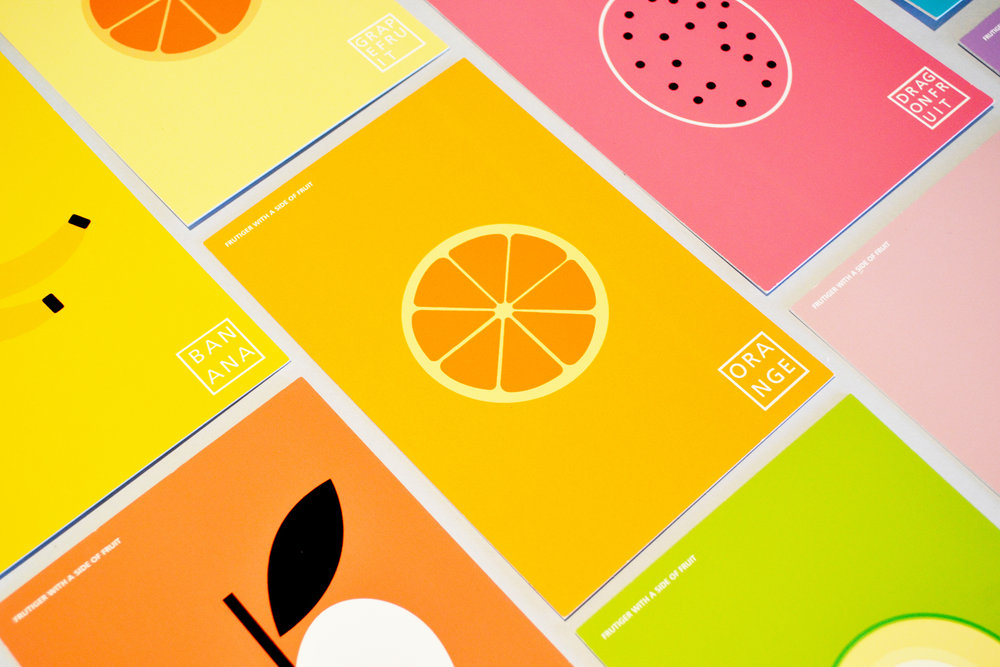 Card Set Design - Typography Study