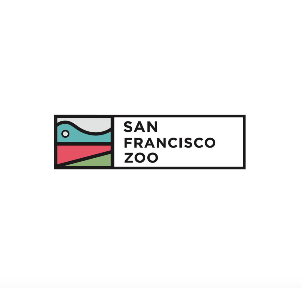 San Francisco Zoo - Branding