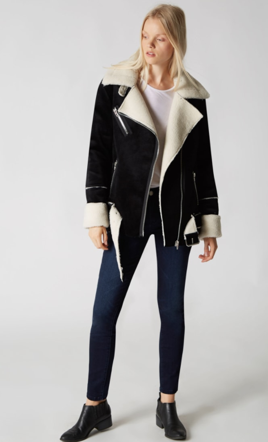 BLANKNYC Down and Out Jacket $148