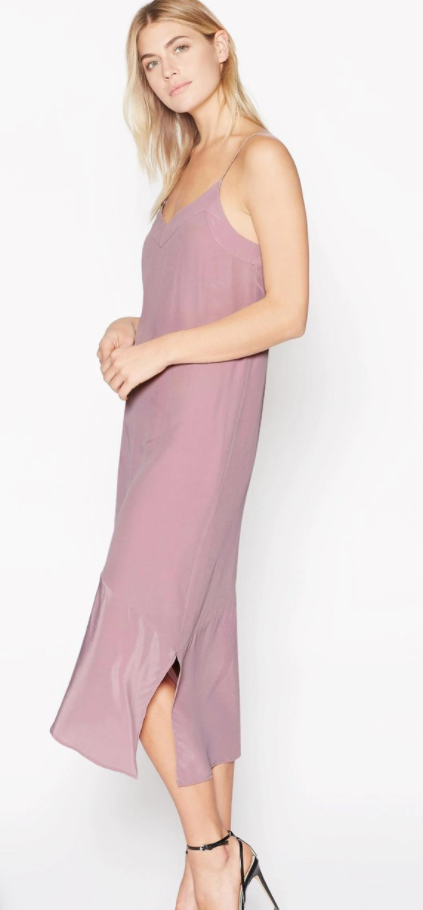 Equipment Jada Silk Dress $348