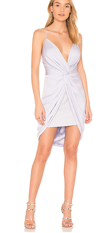 THE JETSET DIARIES Opal Mini Dress $169