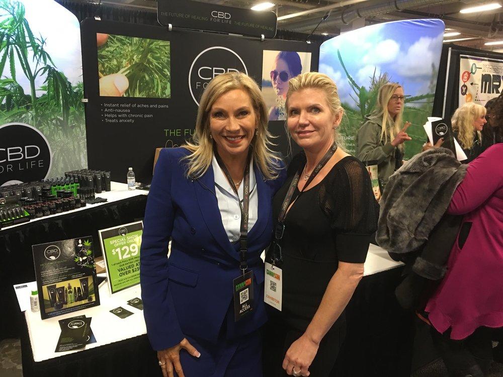 CBD For Life Beth Stavola CEO and Cheryl Shuman Spokesperson 1733.jpg