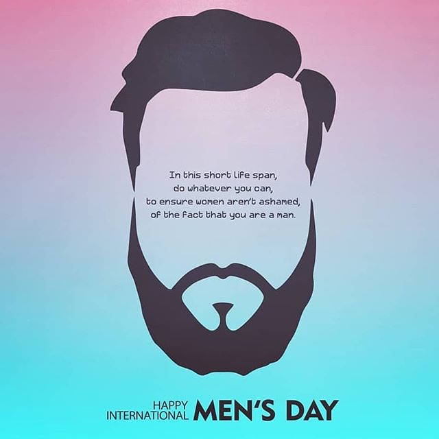 The good man is the friend of all living things. Mahatma Gandhi  Happy International Mens Day to the men that teach boys honesty, integrity and courage. #internationalmensday #men #man #realman