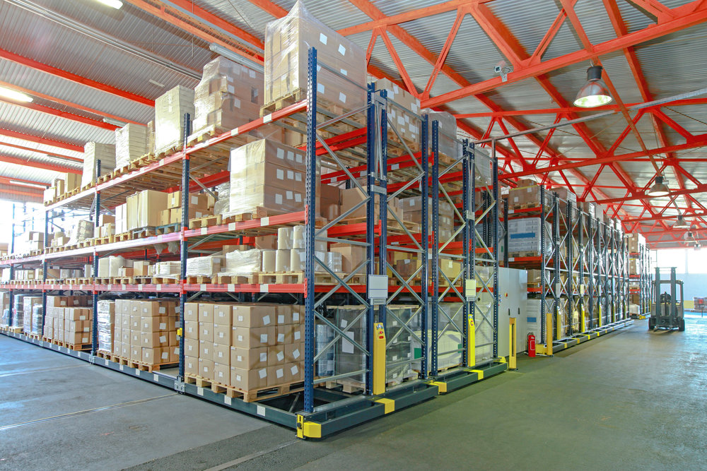 Wine Fulfillment Solutions - Pick and Pack Warehouse Shelves