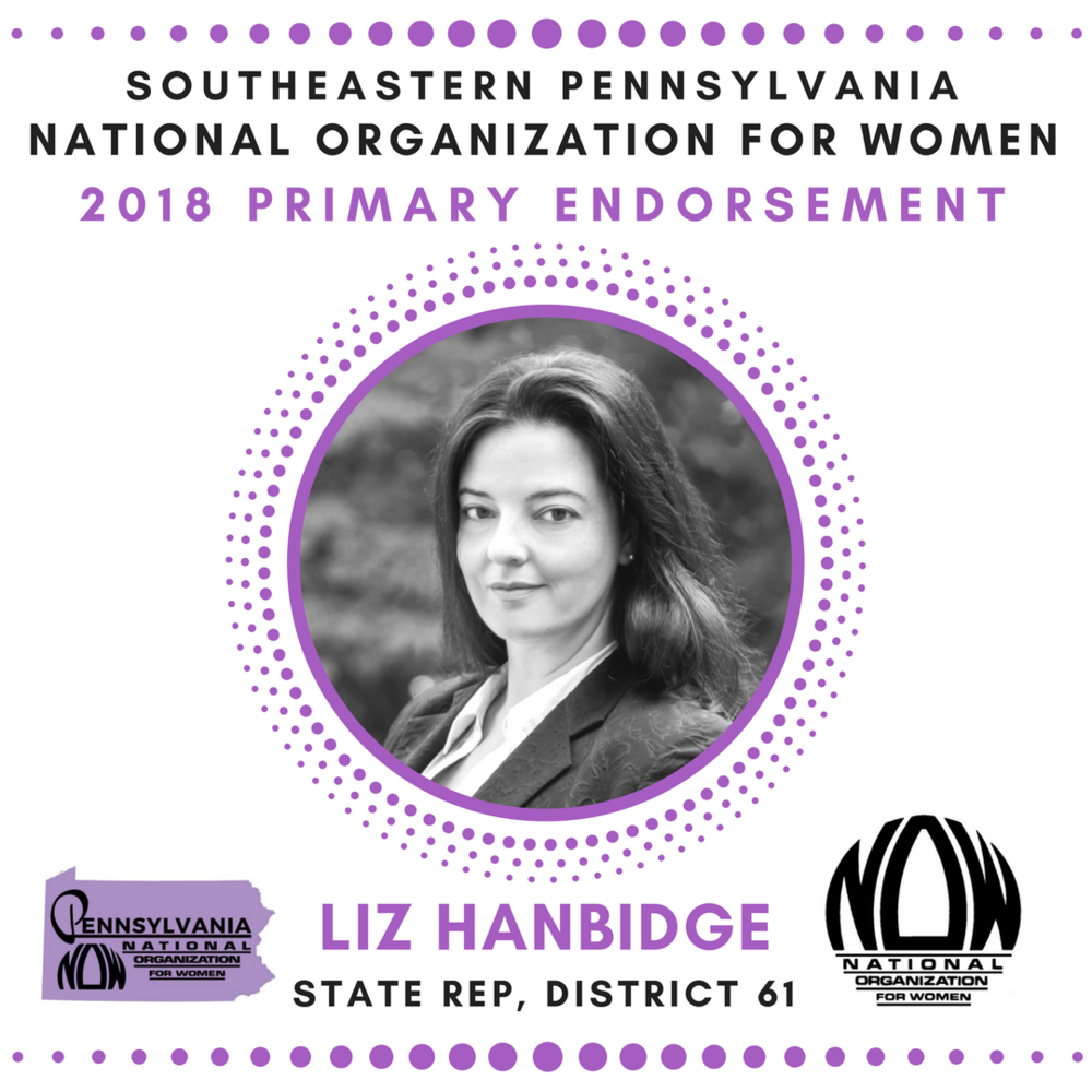 National organization of women2018 primary endorsement.png