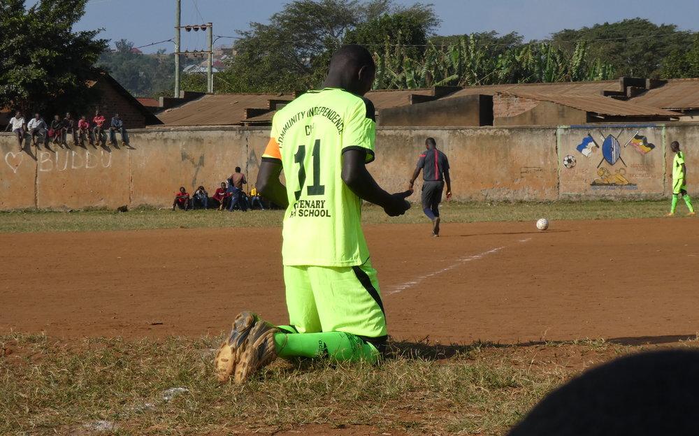 MASAKA SOCCER OUTREACH - Equipping churches to start soccer clubs; organizing community tournaments in Masaka, Uganda.