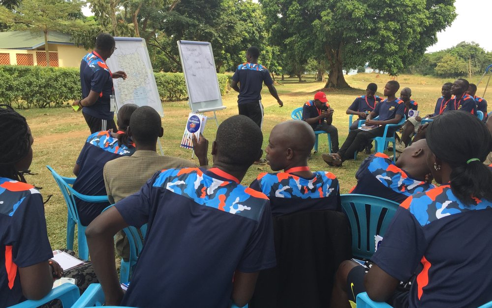 PROJECT UGANDA - We are bringing sports outreach training to all regions of Uganda as a part of a nationwide strategy to reach millions of young men.
