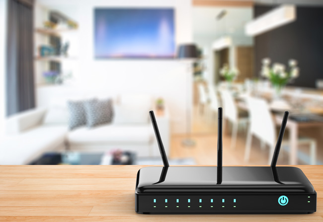 Home Internet Residential IT Services