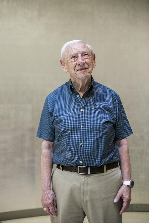Fred Heyman - a Holocaust survivor. Die Tageszeitung, 2017.