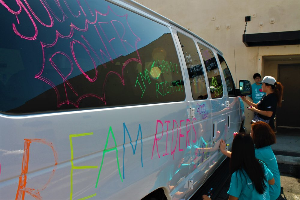 $1,000 Adopt-a-Van! - Help Dream Riders rent a van so they can carry their food and gear!