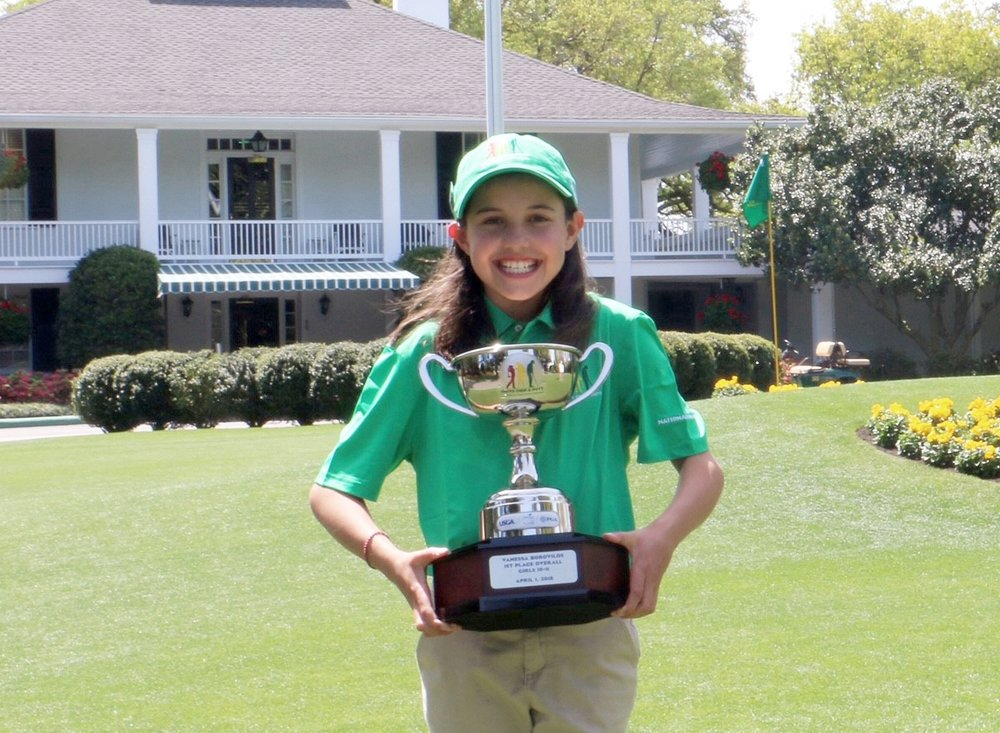Credit Valley Juniorat the Masters - In an age where attention spans are at an all-time low, digital messaging and distractions are highly prevalent, and kids are playing outside less than they have in the past, 11-year-old Vanessa Borovilos, from Etobicoke, is bucking that trend with her efforts on the golf course.Read More...