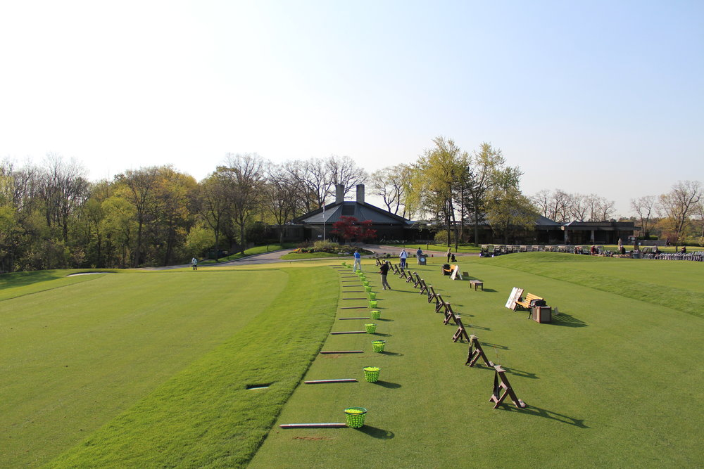 Driving Range and Practice Green