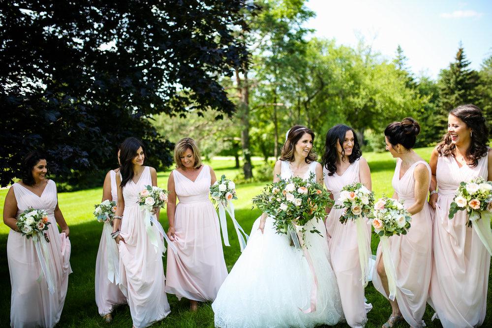 Hamilton Ontario Real Wedding