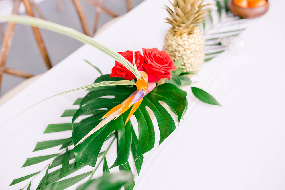 Tropical Hawaiian Real Wedding