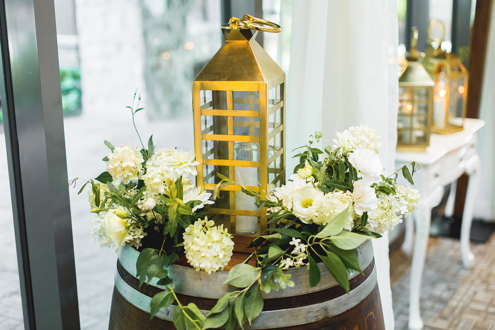 Wedding Wine Barrel Design Ceremony