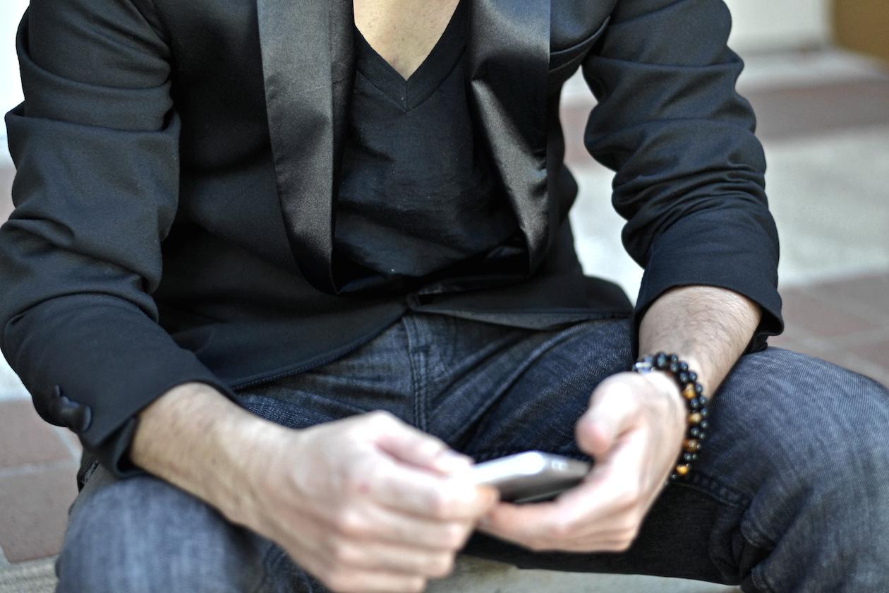 Men in Black Style